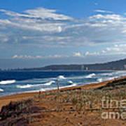 Typical Australian Beach Art Print