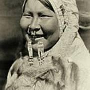 Ugiyaku Of The Nunivak Art Print
