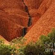 Uluru Australia 4 Art Print