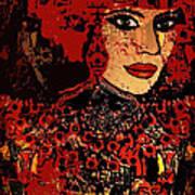 Ulyana Art Print