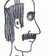 Uncle Lefty Art Print