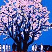 Under The Yum Yum Tree Art Print