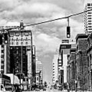 Union Avenue Memphis Art Print