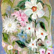 Unity Garden Art Print