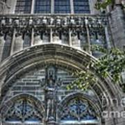 University Of Chicago Chapel Art Print