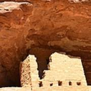Upper Cliff Dwelling Art Print
