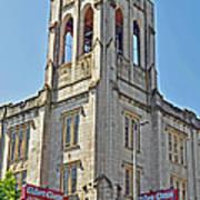 Urban Grace Church Art Print