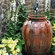 Urning For Spring Art Print