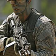 U.s. Army Ranger Art Print