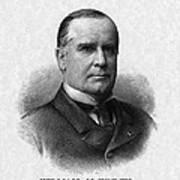 Us Presidents. Us President William Art Print