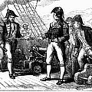 Uss Chesapeake, 1807 Art Print