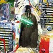 Vader's Entry Art Print