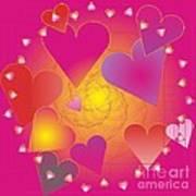 Valentine 2012 Art Print