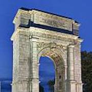 Valley Forge Memorial Arch Art Print