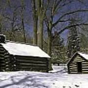 Valley Forge Winter Art Print