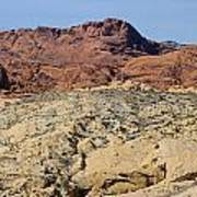 Valley Of Fire 4 Of 4 Art Print