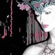 Vamp Five Art Print