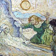 Van Gogh: Lazarus Art Print