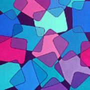Variations 6 Art Print