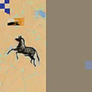 Variations Equine Art Print