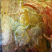 Venetian Maiden  Art Print