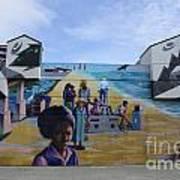 Venice Beach Wall Art 4 Art Print