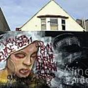 Venice Beach Wall Art 5 Art Print
