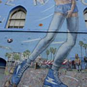 Venice Beach Wall Art 9 Art Print