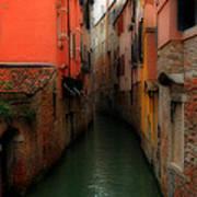 Venice Canals 2 Art Print