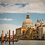 Venice Entryway Art Print