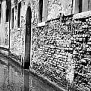 Venice: Grand Canal, 1969 Art Print