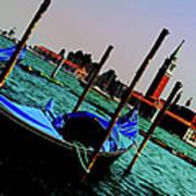Venice In Color Art Print