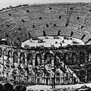 Verona: Amphitheater Art Print