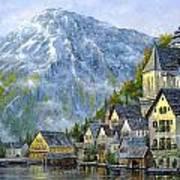 Verona Lake Art Print