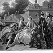 Versailles: Court Life Art Print