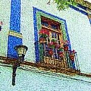 Vg Guanajuato Art Print