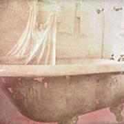 Victorian Bath Art Print