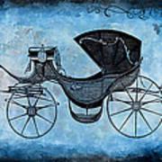 Victorian Coach Art Print