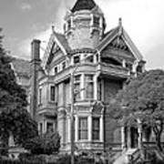 Victorian Haas Lilienthal House In San Francisco Art Print
