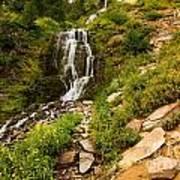 Vidae Falls Landscape Art Print