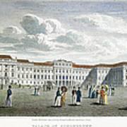 Vienna, 1823 Art Print