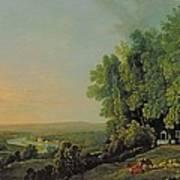 View From Richmond Art Print