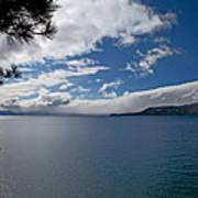 View Of Lake Tahoe Art Print