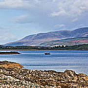 View Of The Isle Of Arran Art Print