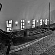 Vikingship Art Print
