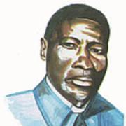 Vincent Mulago Art Print
