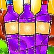 Vino Art Print