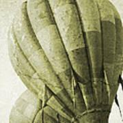 Vintage Ballooning II Art Print