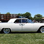 Vintage Lincoln Continental . 5d16679 Art Print