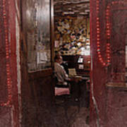 Vintage Paris 2 Art Print
